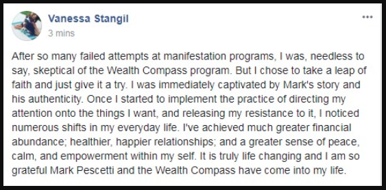 The_Wealth_Compass testimonial