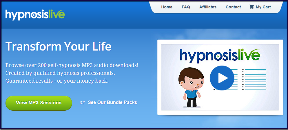 Hypnosis Live System