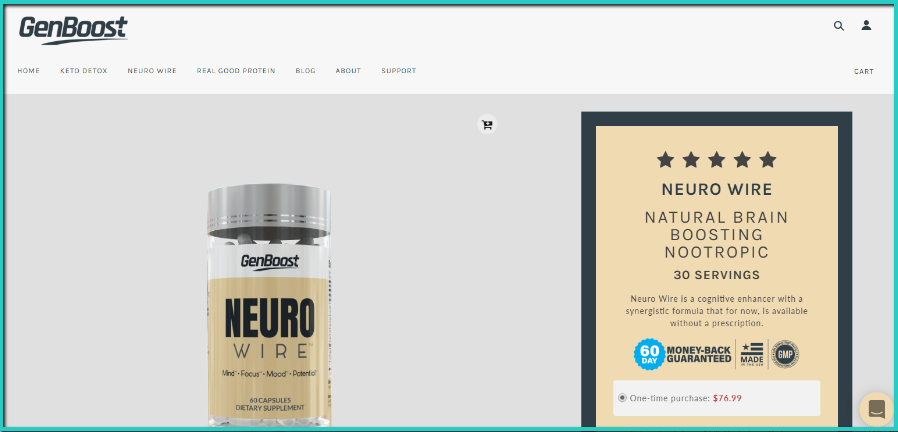 Neuro Wire Review