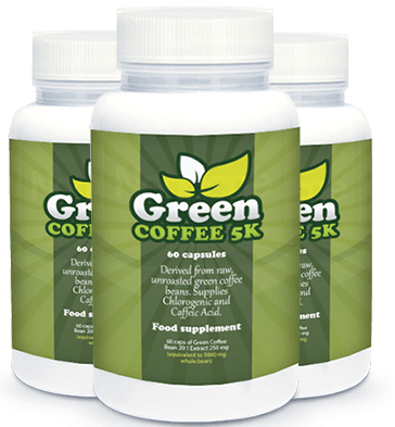 green coffee 5k product