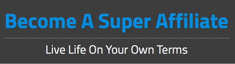 Super Affiliate System Review123
