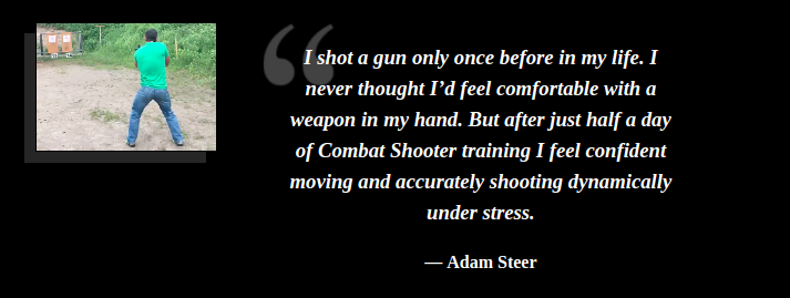Combat Shooter System Opinions