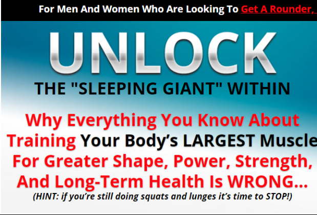Unlock Your Glutes Review