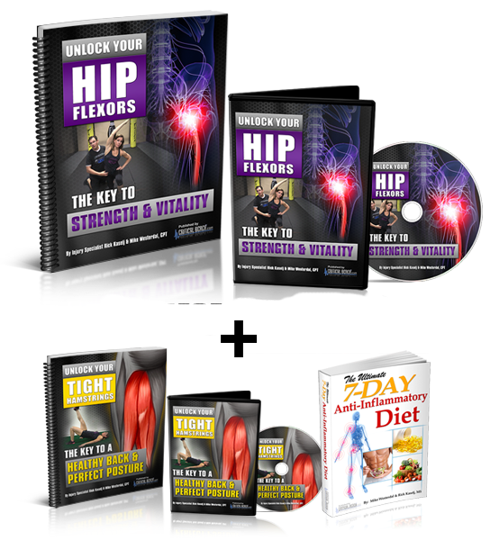 Unlock Your Hip Flexors 2.0 Bonus