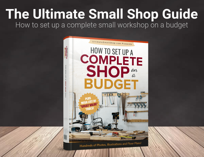 Ultimate Small Shop Plans