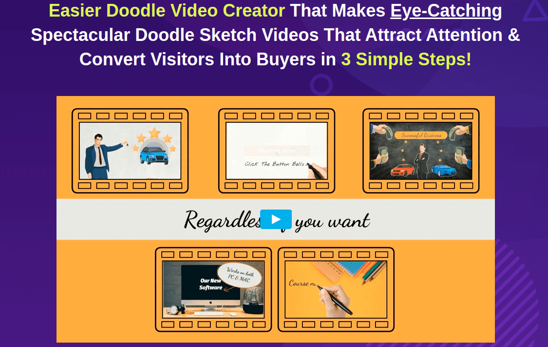 Doodle Video Creator Review