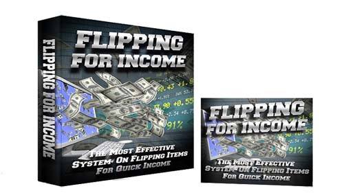 Flipping for Income