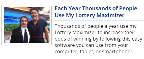 Lottery Maximizer Supercharged