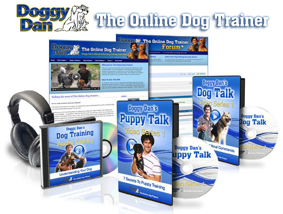 Doggy Dan The Online Dog Trainer Package