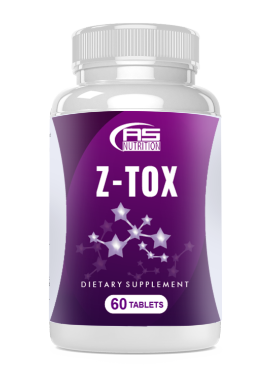 AS Nutrition Z Tox Product